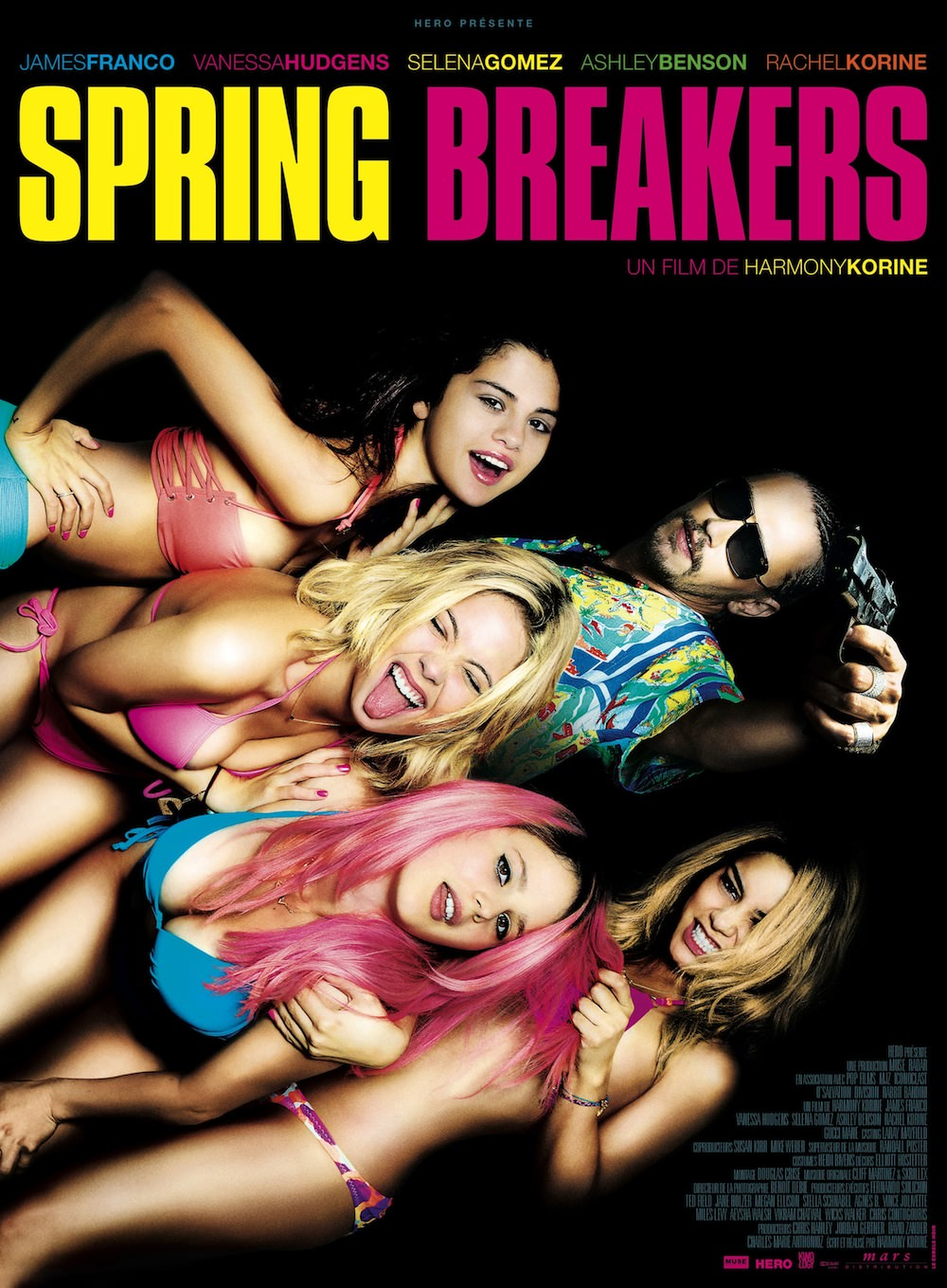 Spring breakers harmony korine