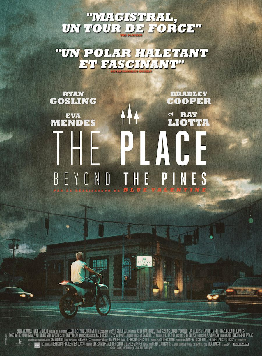 The place beyond the pines derek cianfrance
