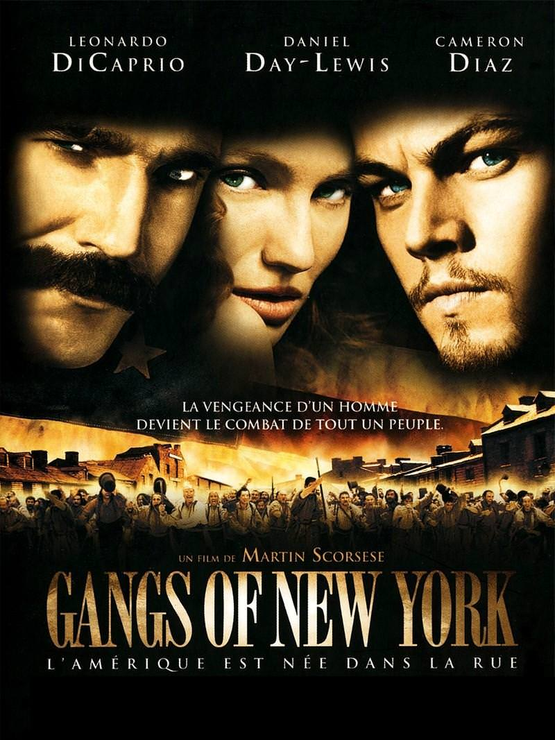 Gangs of new york martin scorsese