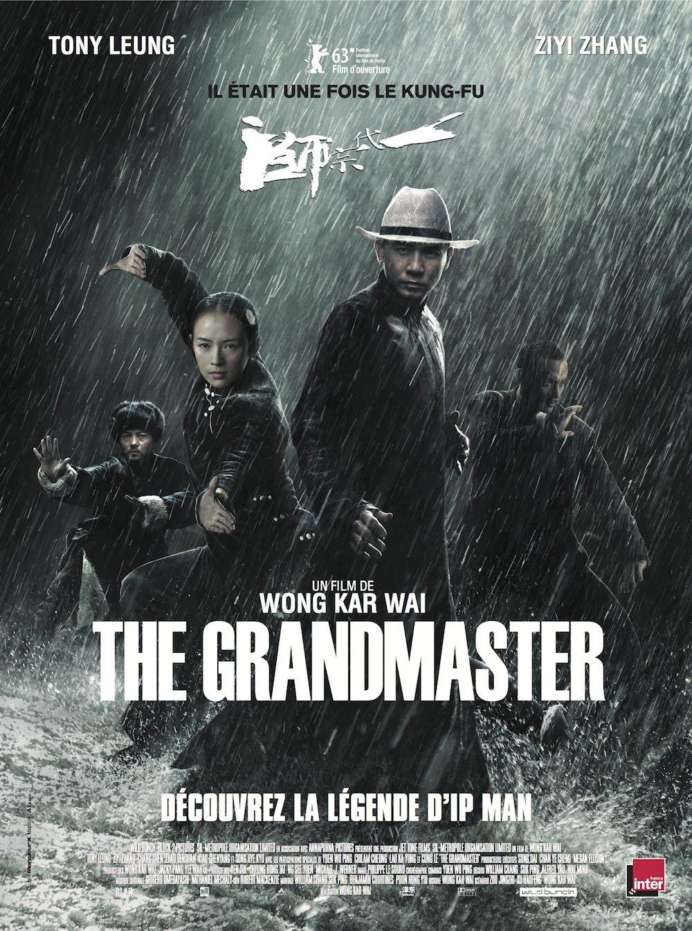 Grandmaster kar wai