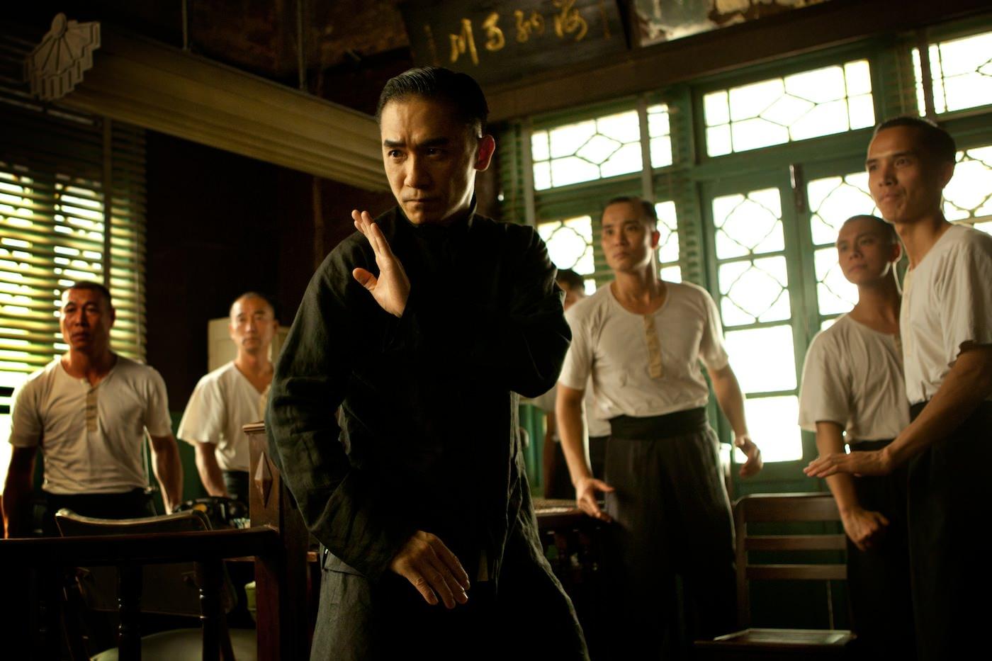 Grandmaster tony leung chiu wai