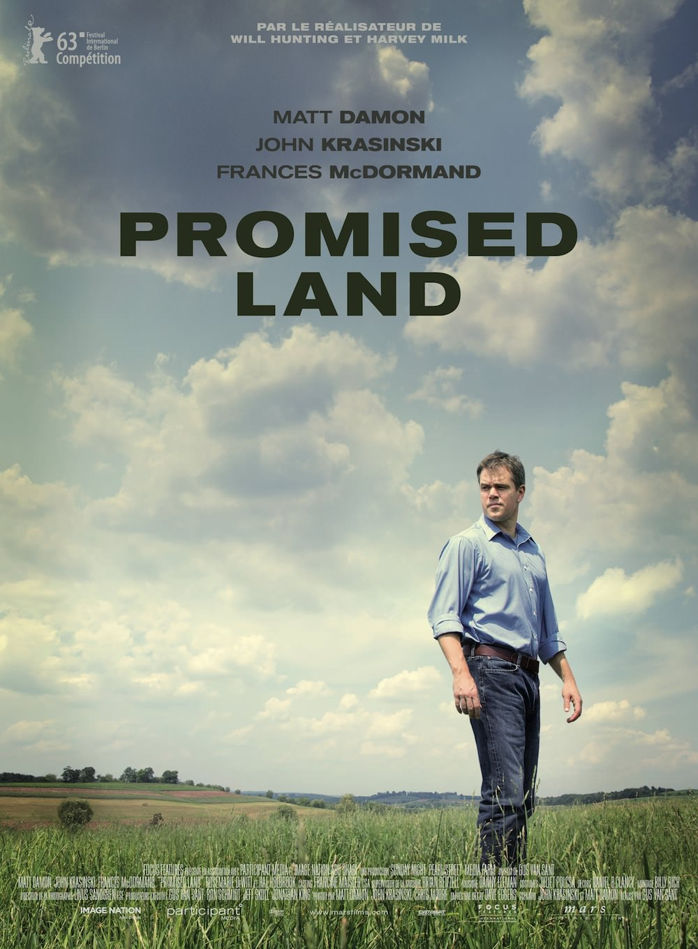 Promised land gus van sant