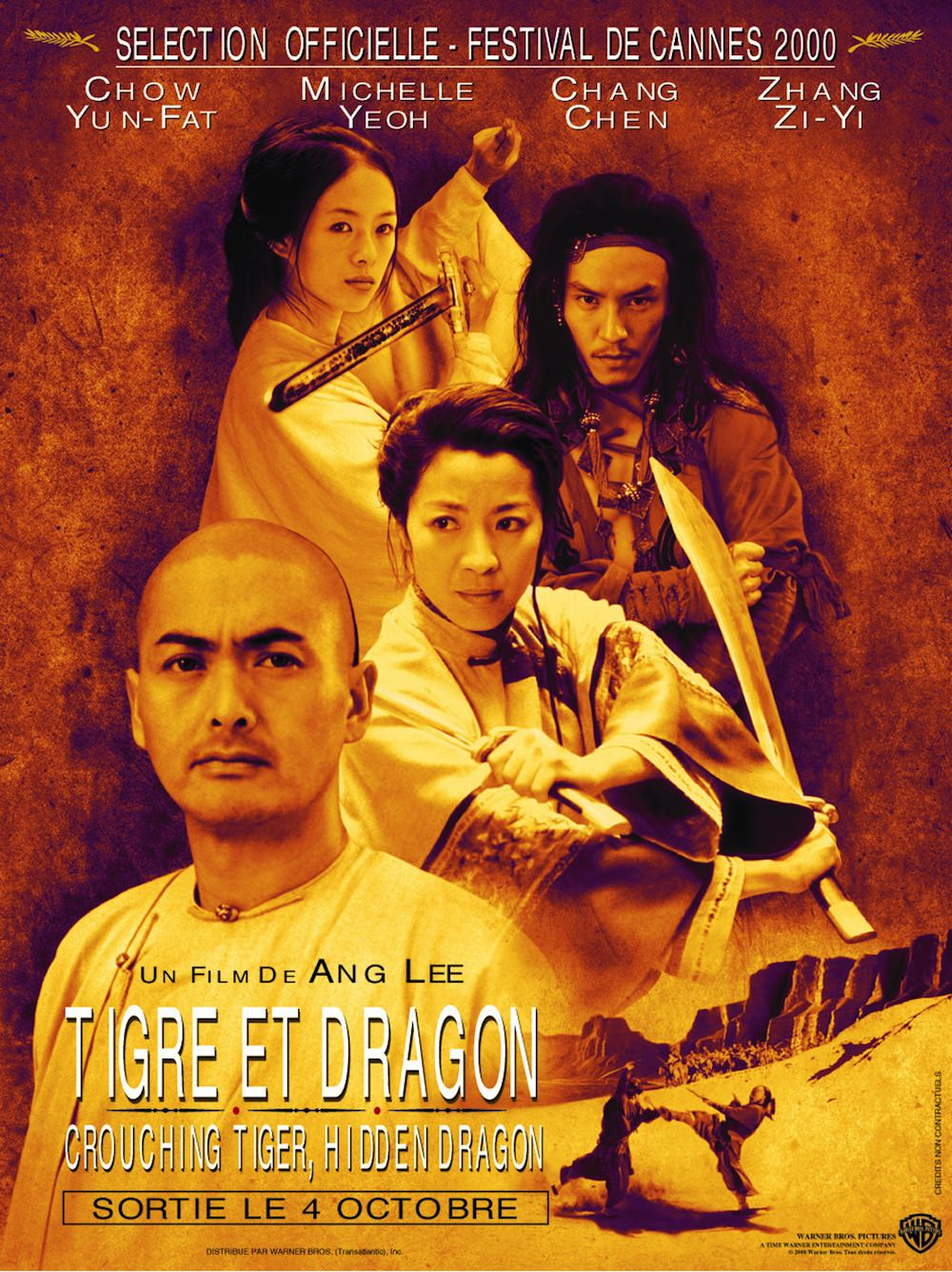 Tigre et dragon ang lee