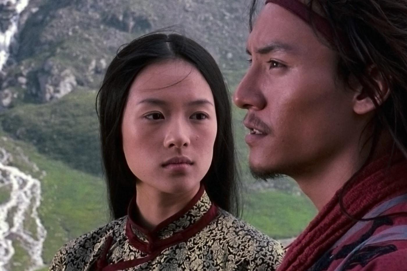 Tigre et dragon chang chen zhang ziyi