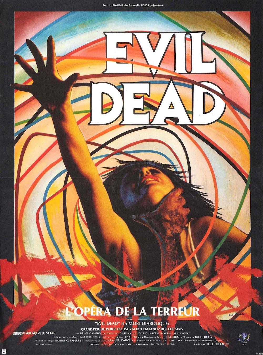 Evil dead raimi