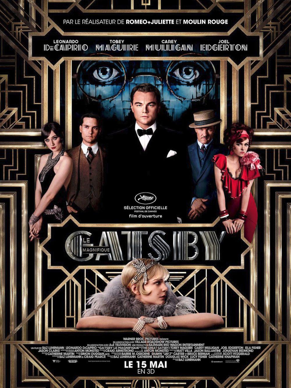 Gatsby le magnifique baz luhrmann
