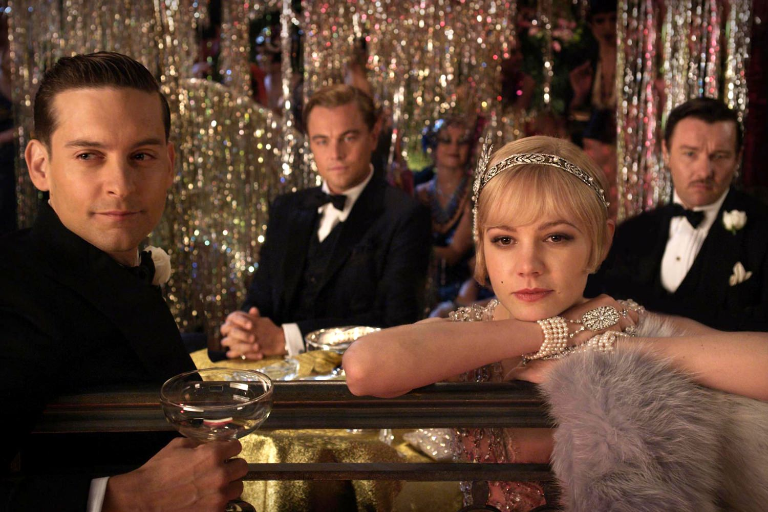 Gatsby le magnifique tobey maguire carey mulligan