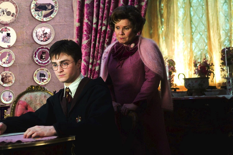 Harry potter et l ordre du phenix daniel radcliffe imelda staunton