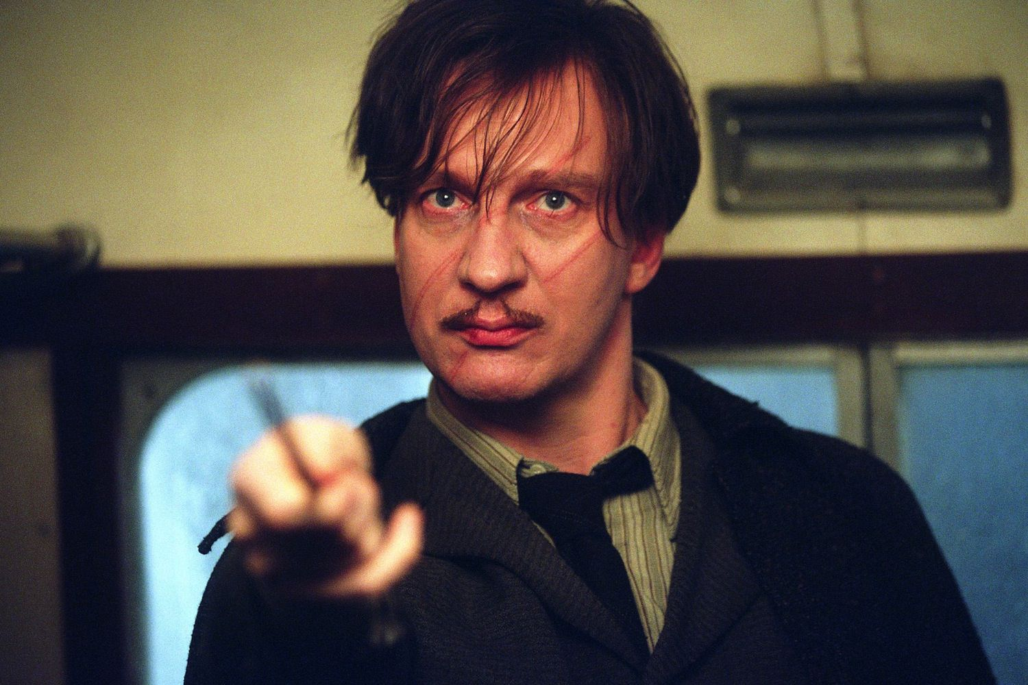 Harry potter prisonnier azkaban david thewlis