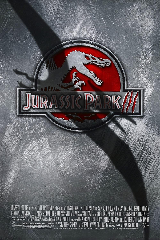 Jurassic park 3 joe johnston