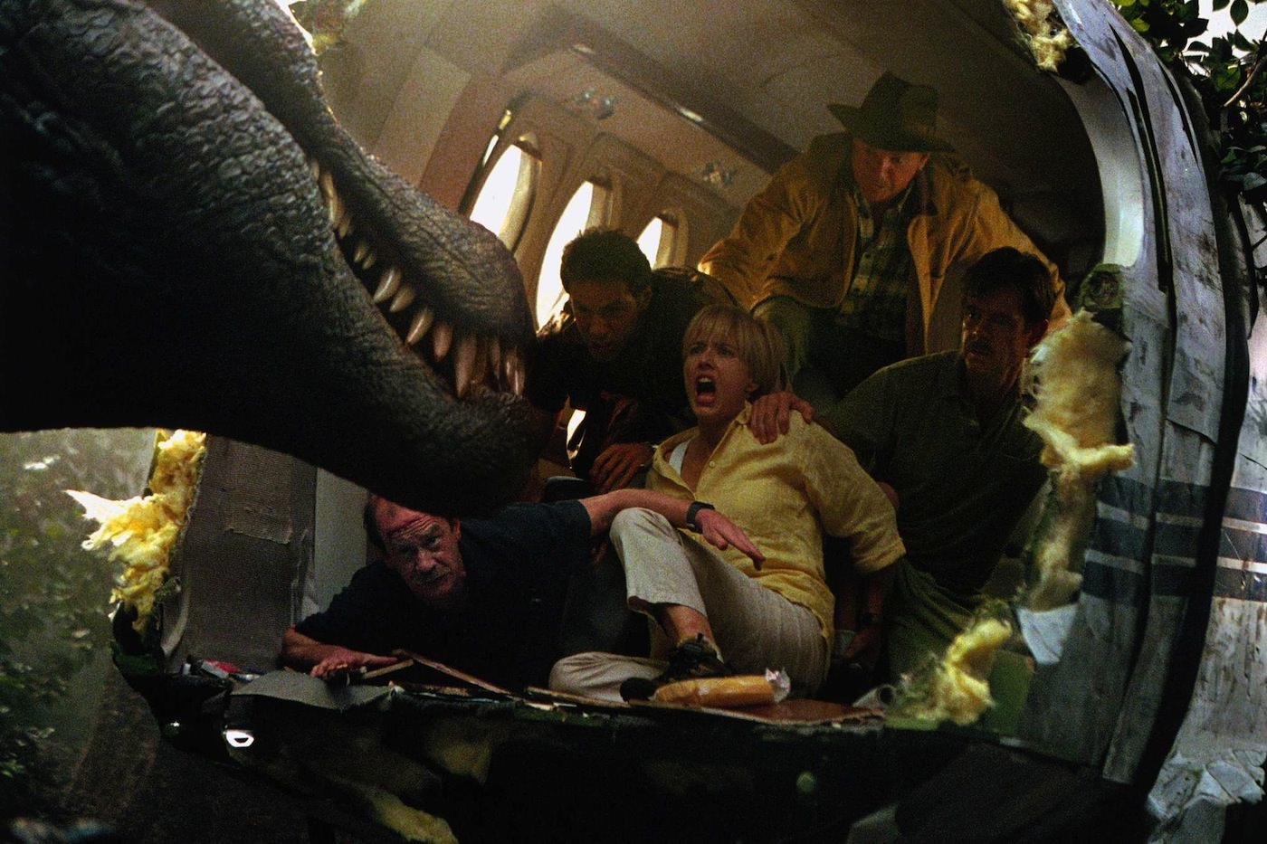 Jurassic park III joe johnston