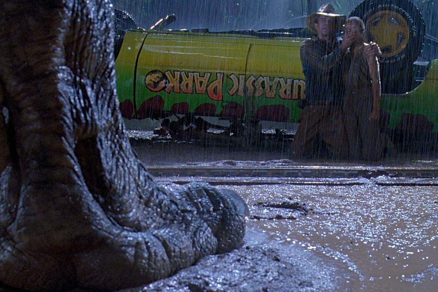 Jurassic park sam neil