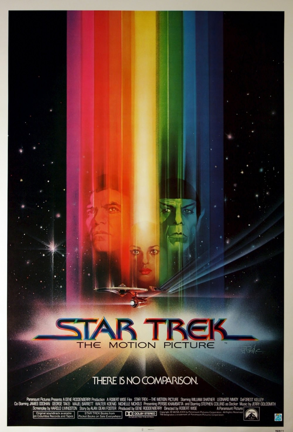 Star trek le film robert wise