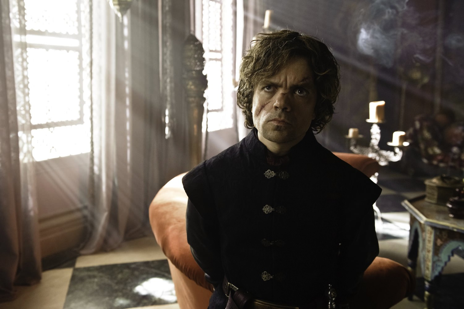 Game of thrones hbo peter dinklage