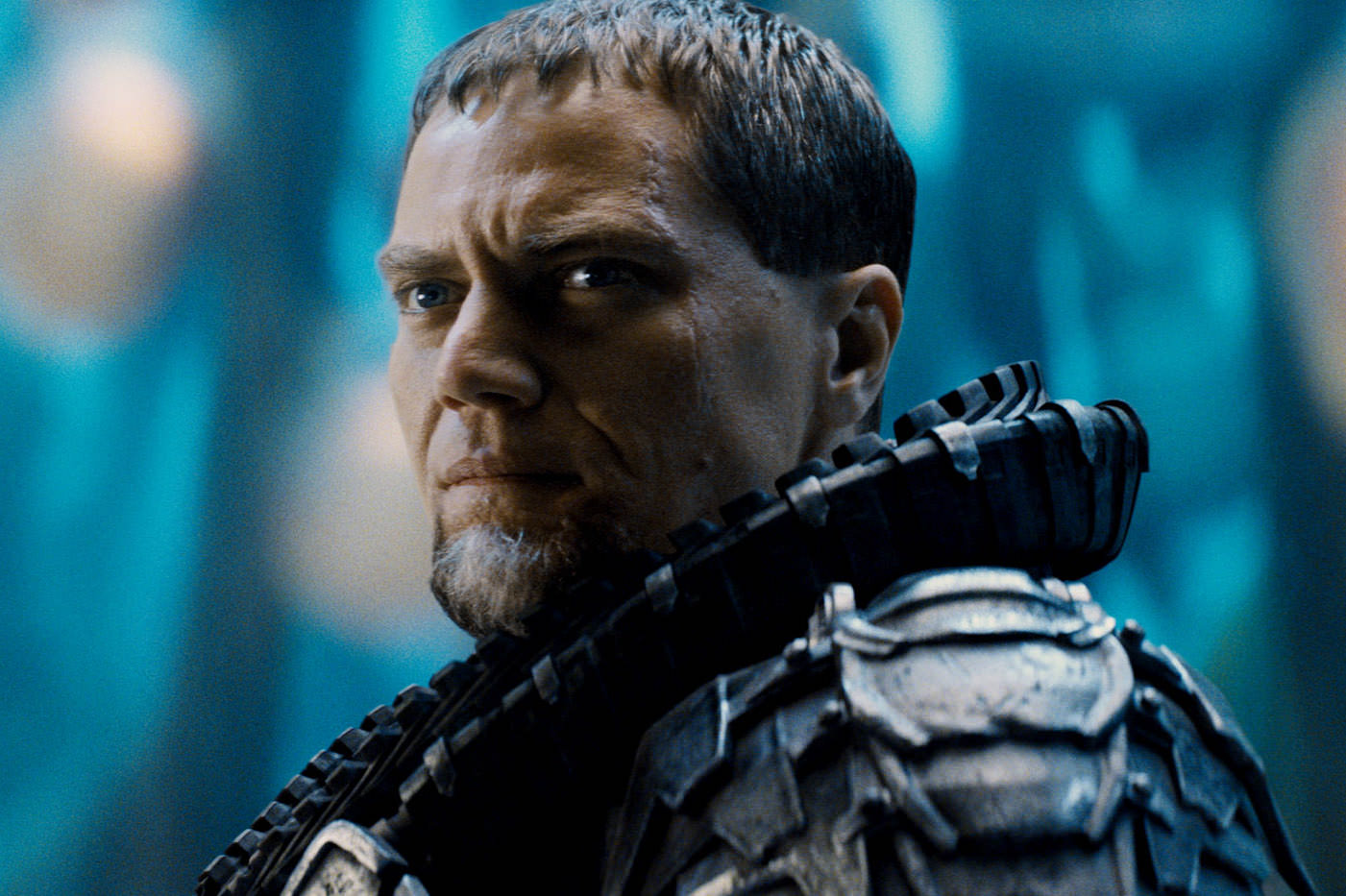 Man of steel michael shannon snyder