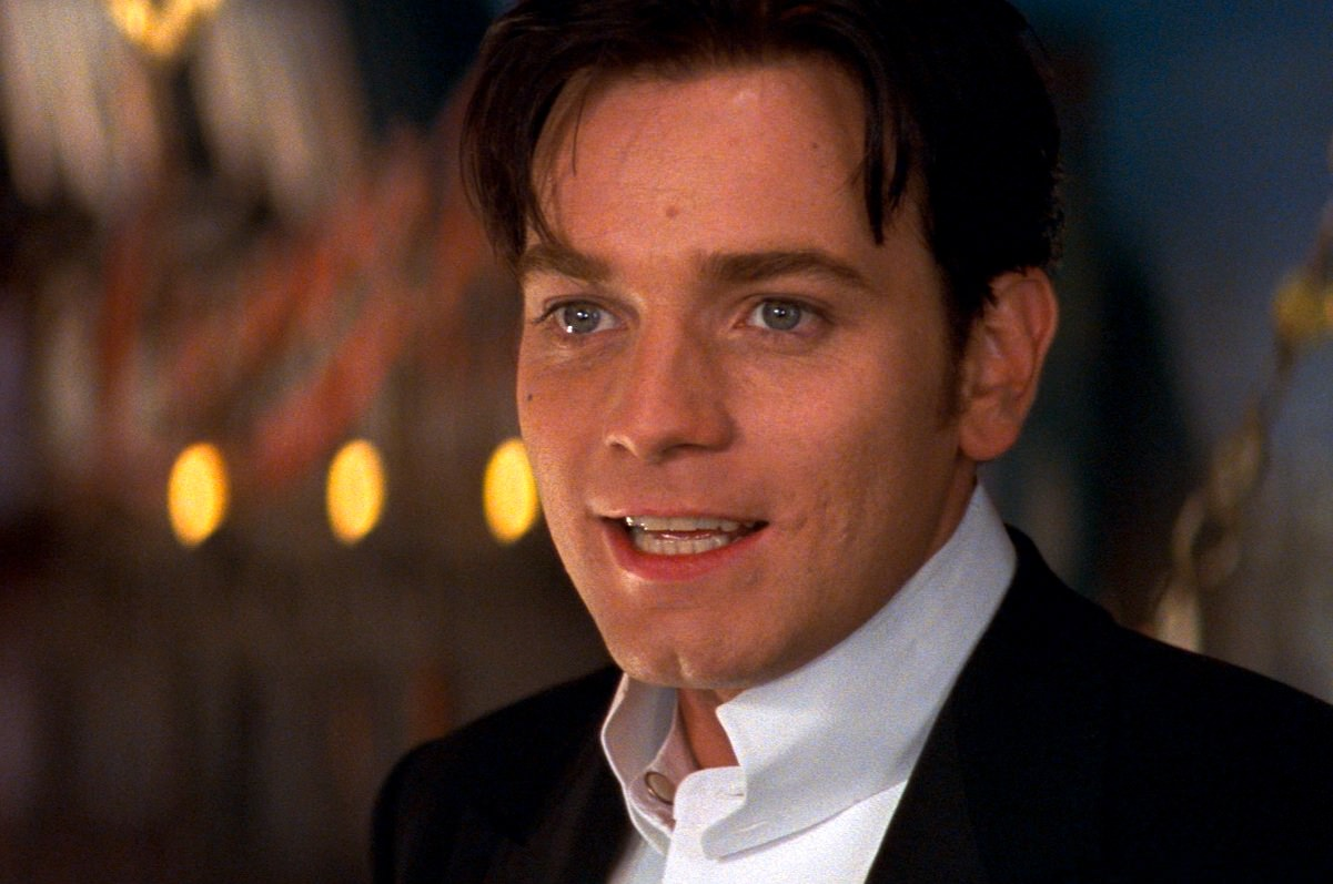 Moulin rouge ewan mcgregor