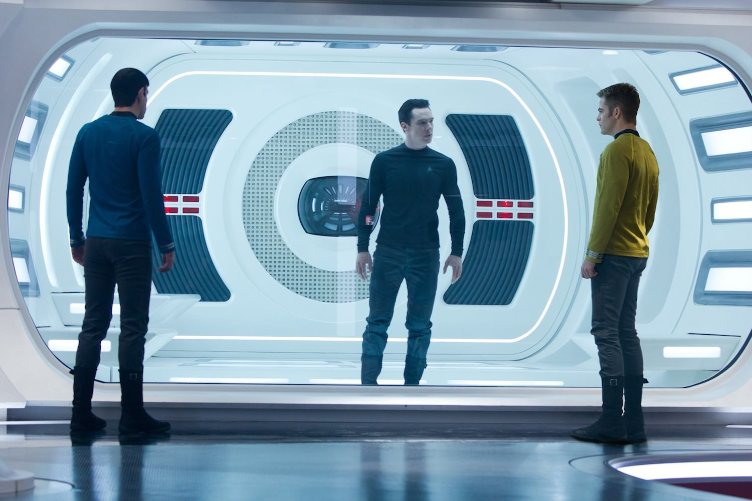 Star trek into darkness abrams benedict cumberbatch