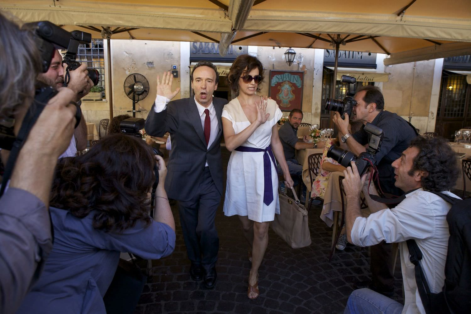 To rome with love allen benigni