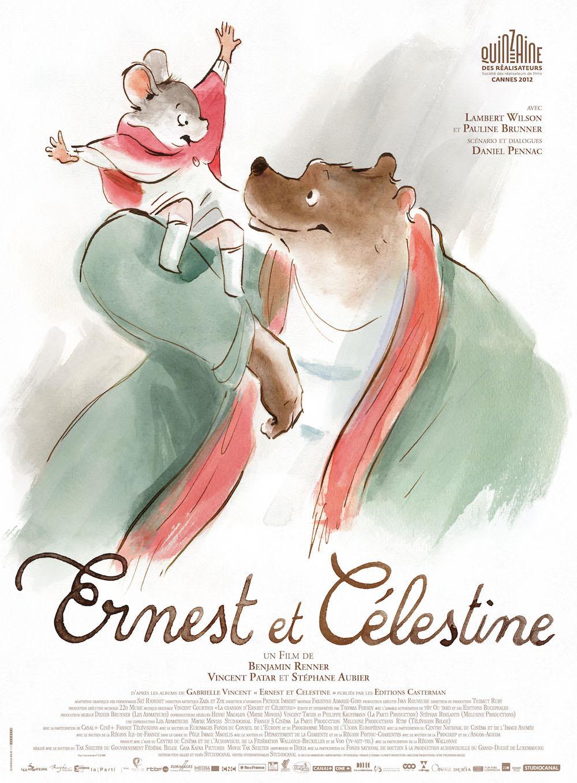Ernest et celestine renner patar aubier
