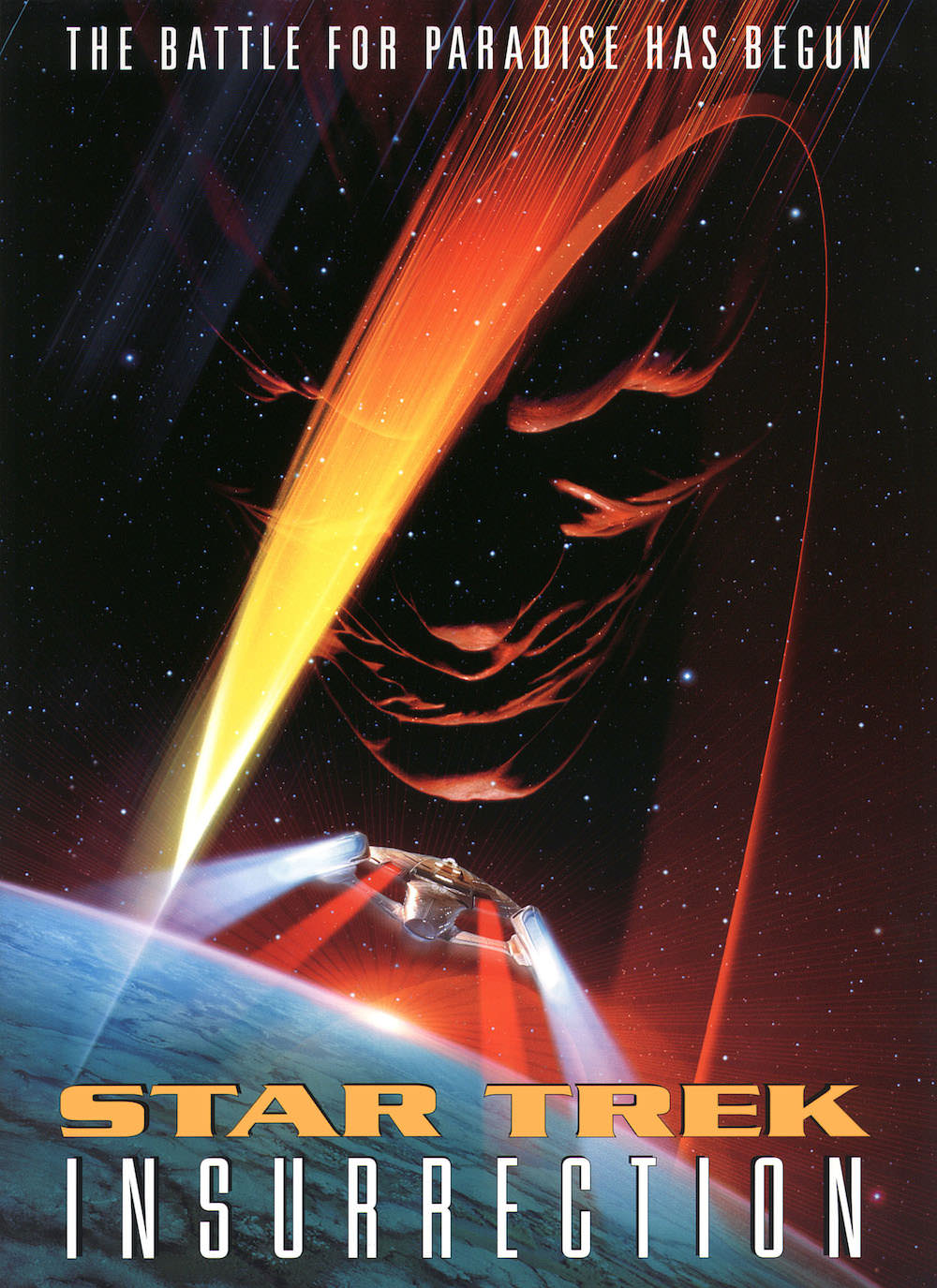Star trek insurrection frakes