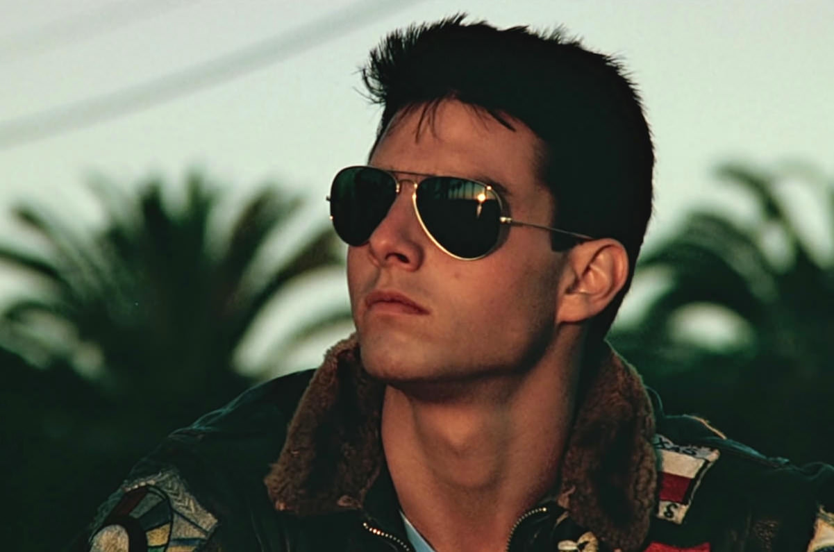 Top gun tom cruise scott