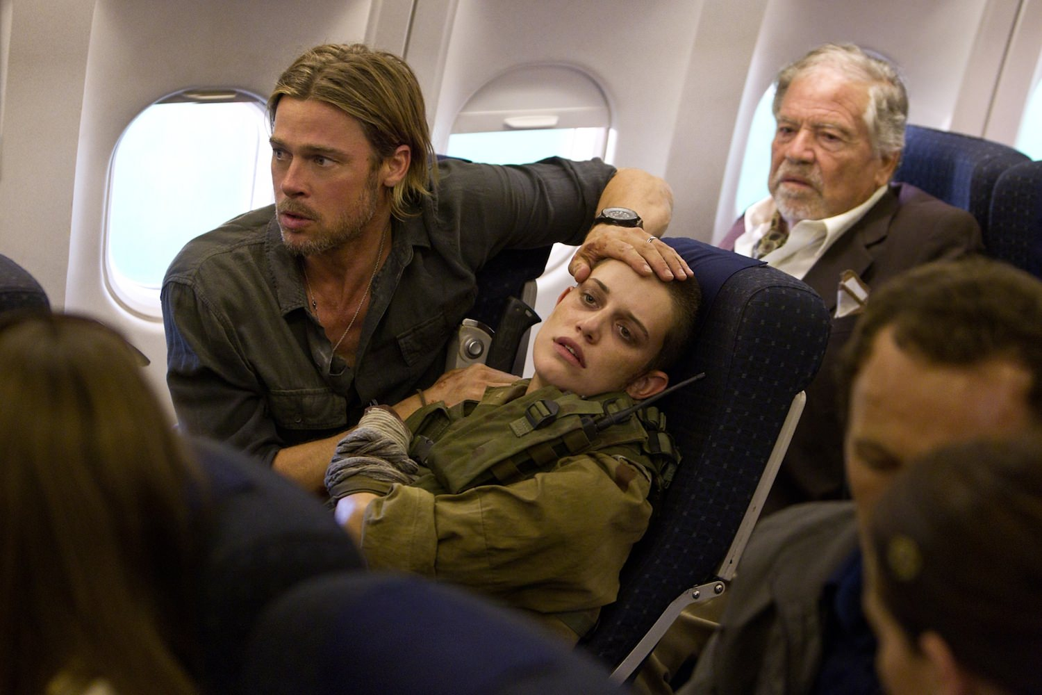 World war z marc foster brad pitt