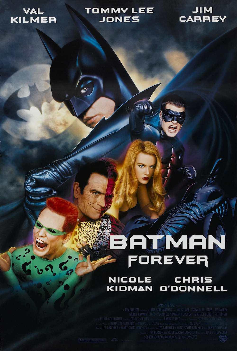 Batman forever joel schumacher