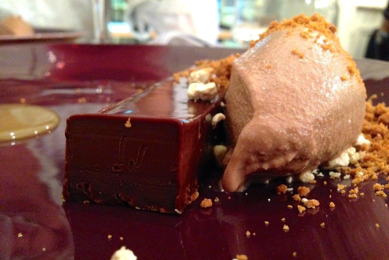 Effervescence lyon dessert