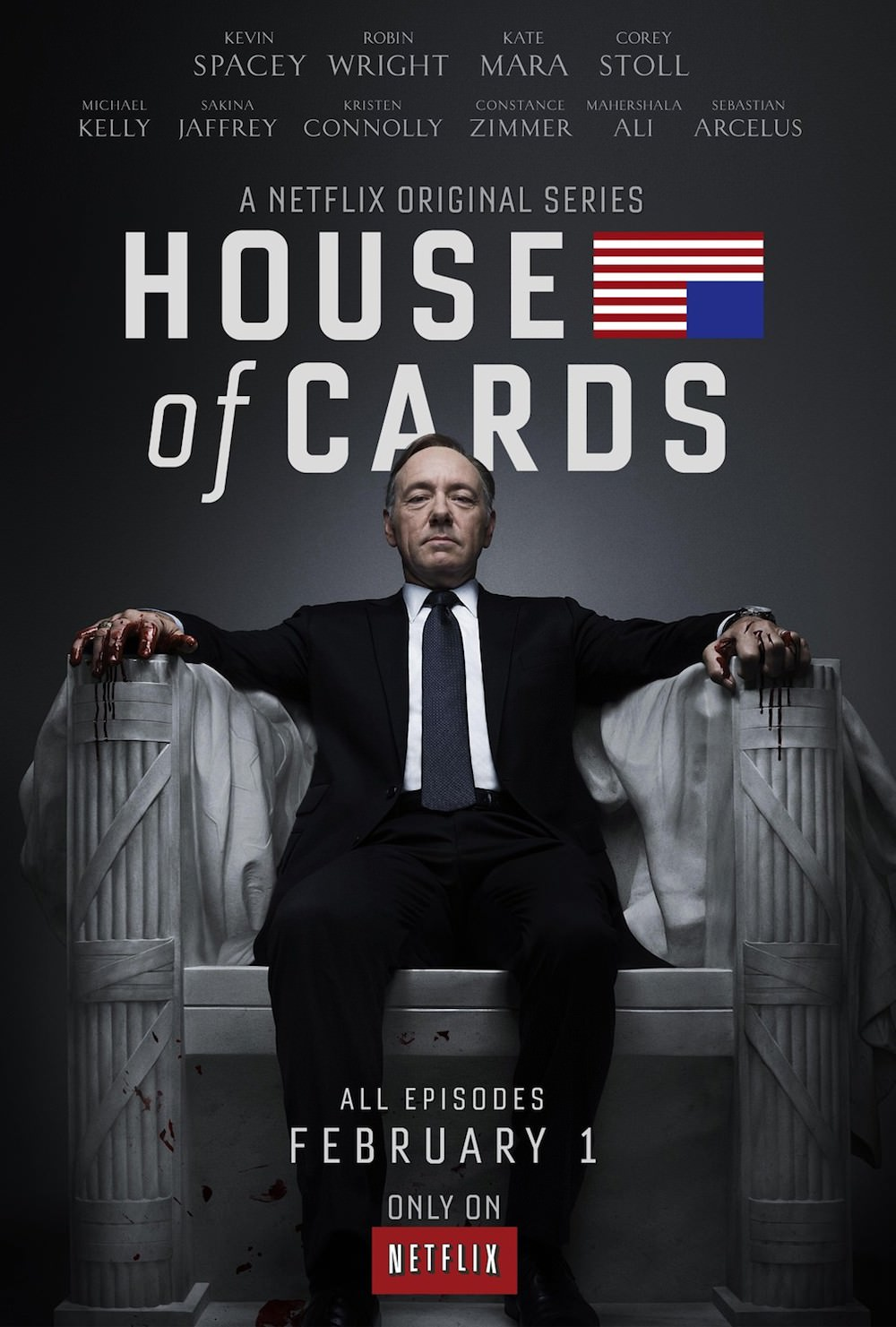House of cards willimon netflix
