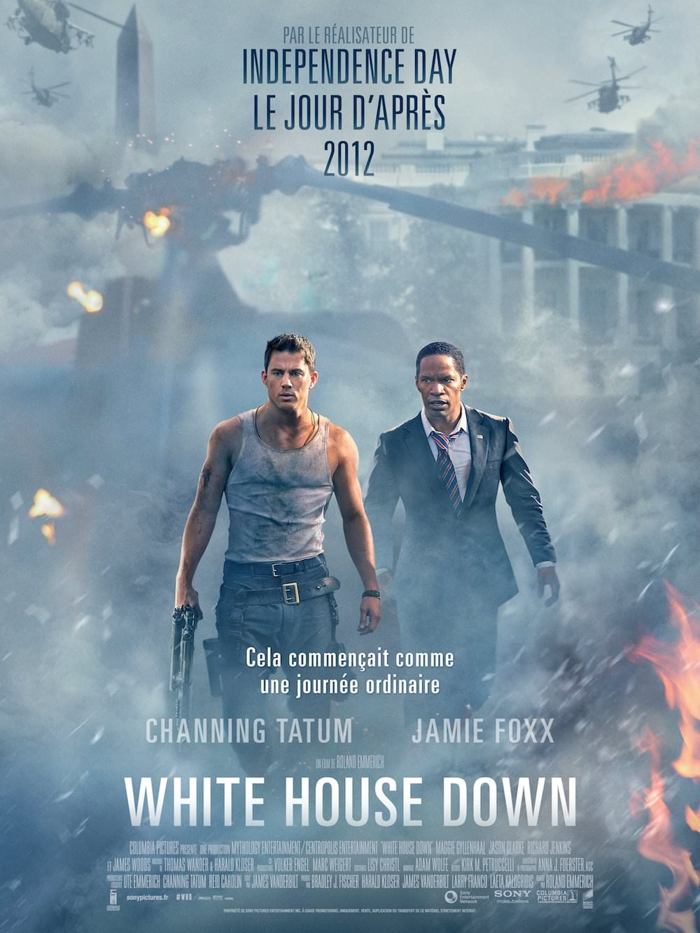 White house down emmerich