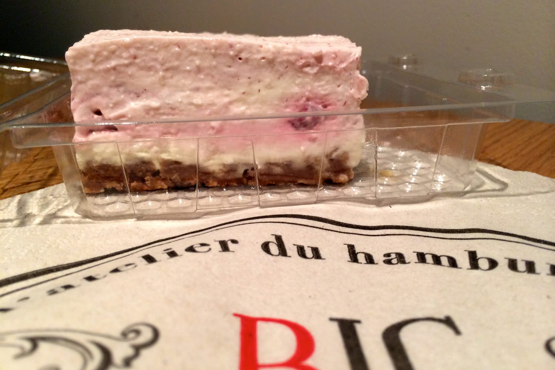 Big fernand cheesecake