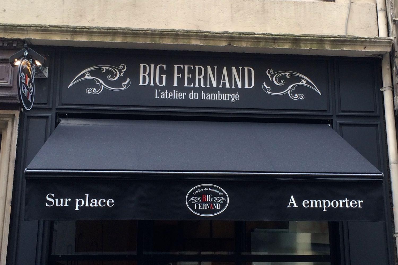 Big fernand lyon