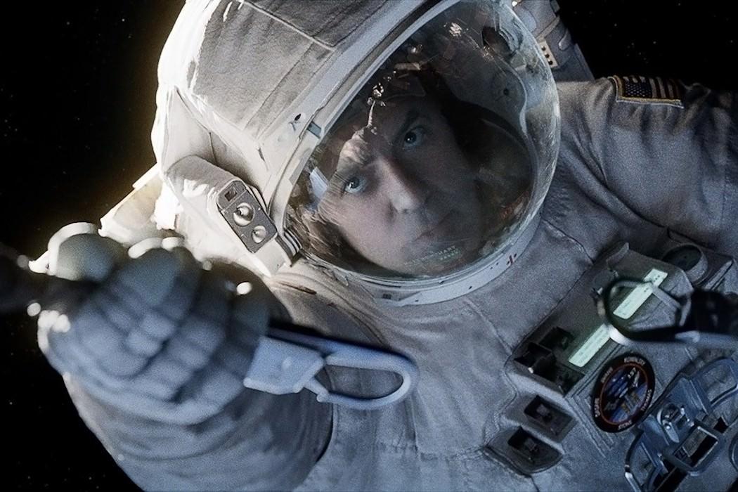 Gravity george clooney cuaron