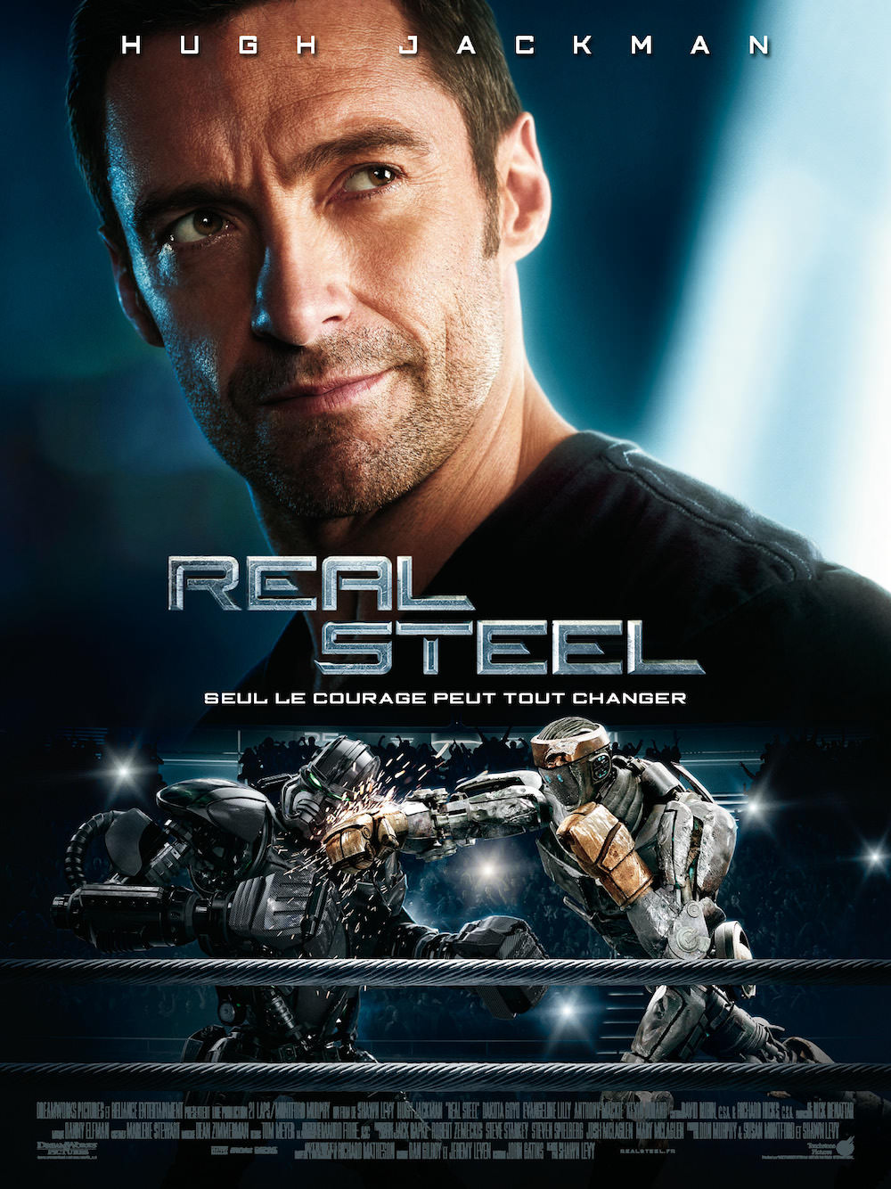 Real steel levy