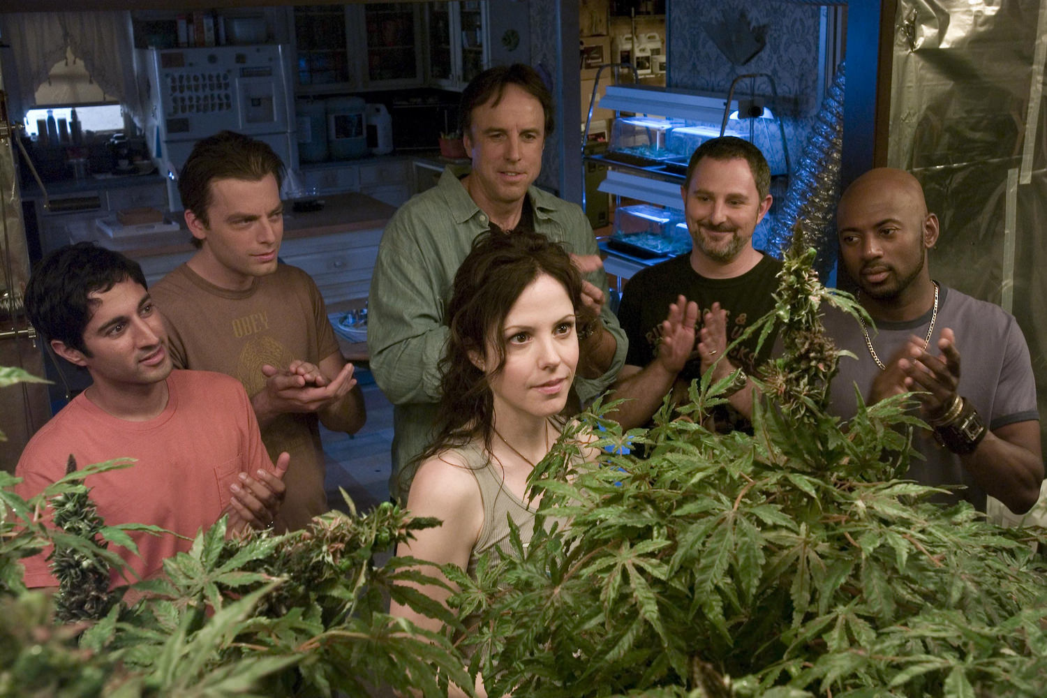 Weeds jenji kohan showtime