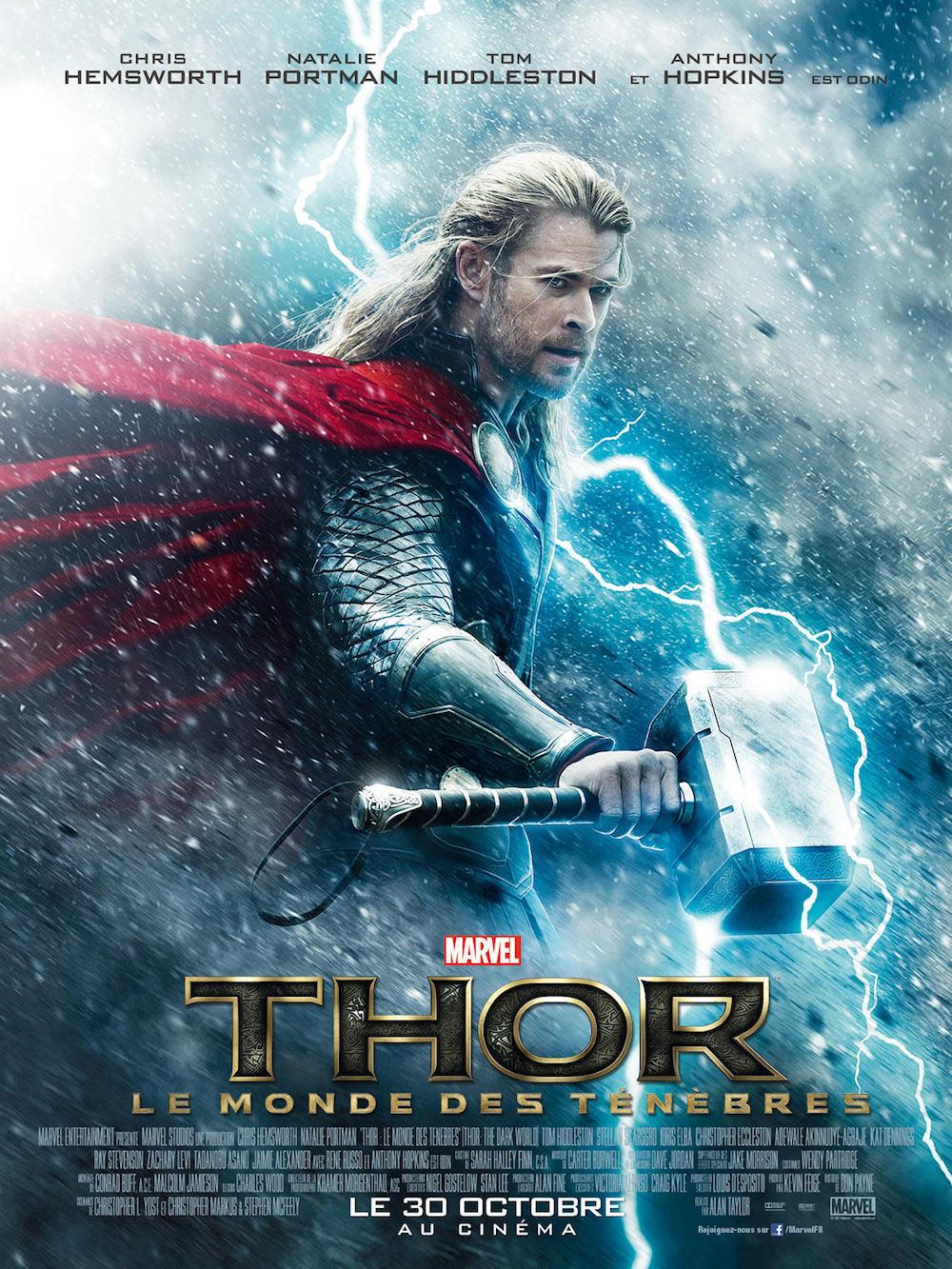 Thor le monde des tenebres alan taylor