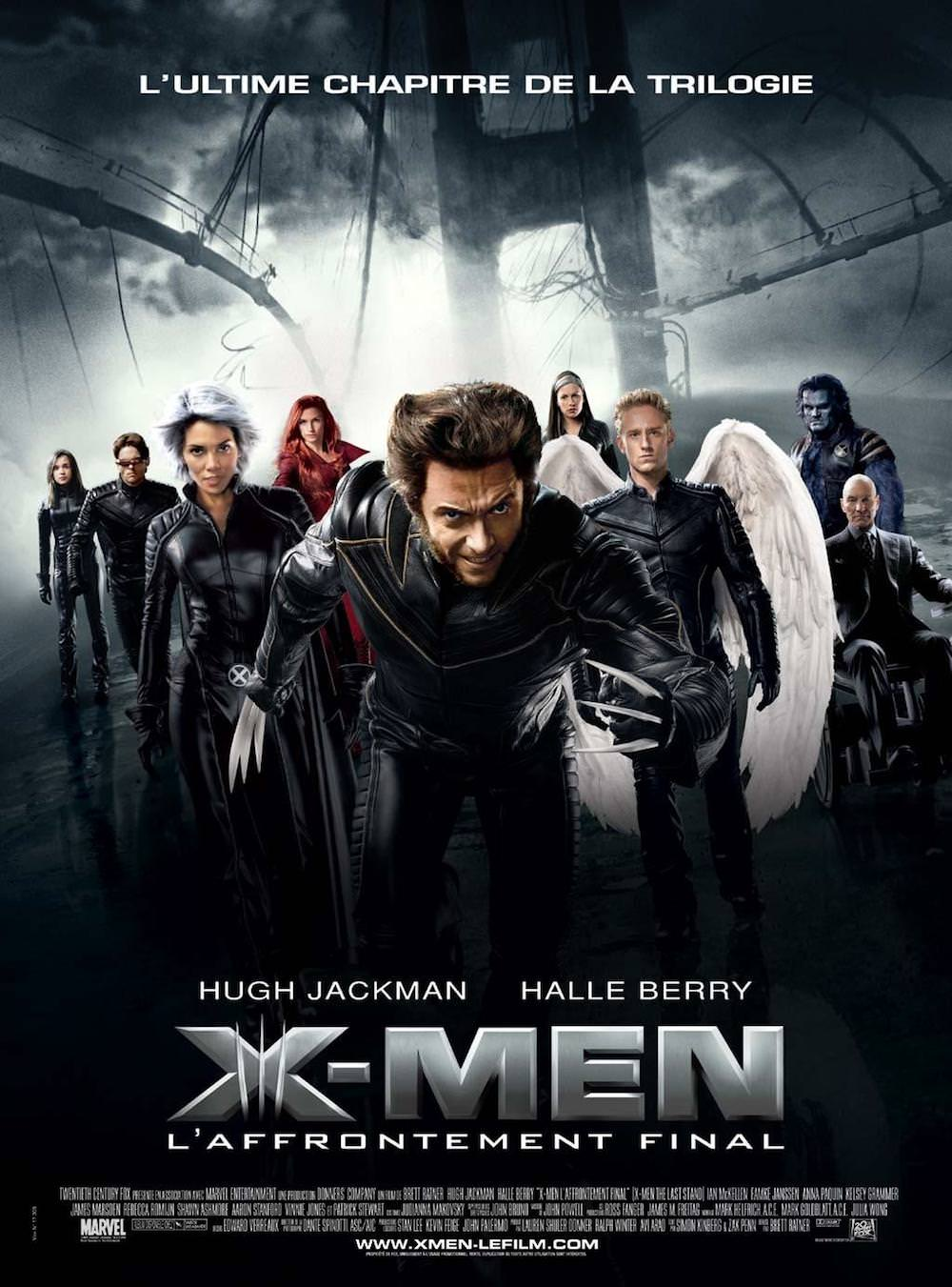 X men affrontement final brett ratner