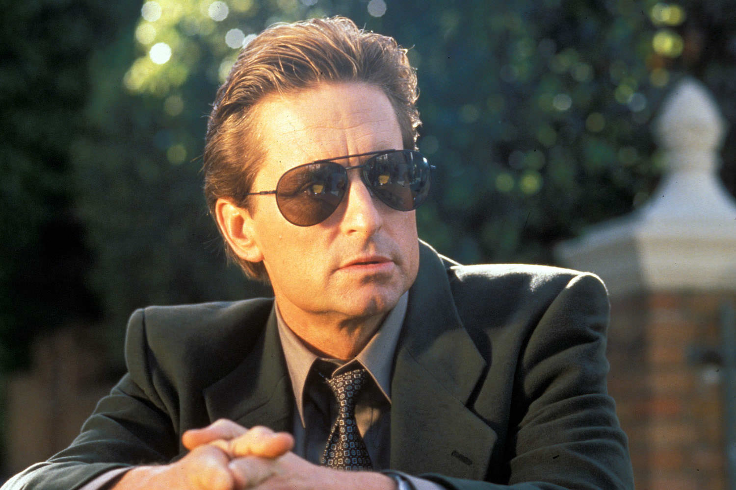 Basic instinct michael douglas