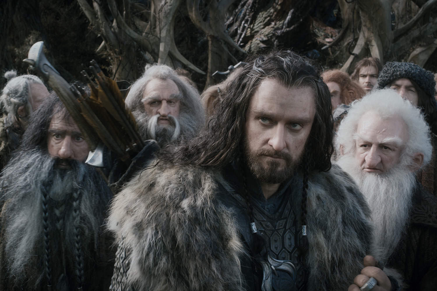 Hobbit desolation de smaug richard armitage jackson
