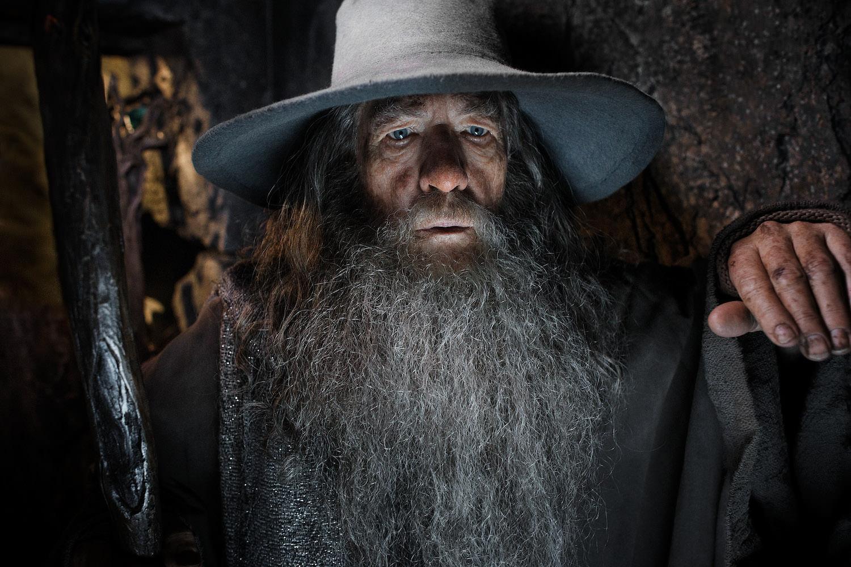 Hobbit desolation smaug ian mckellen