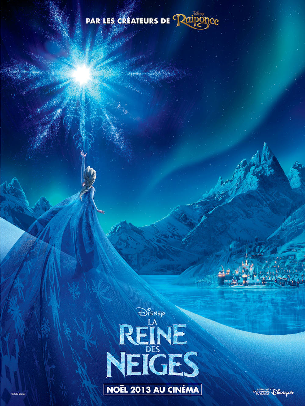 La reine des neiges disney buck lee