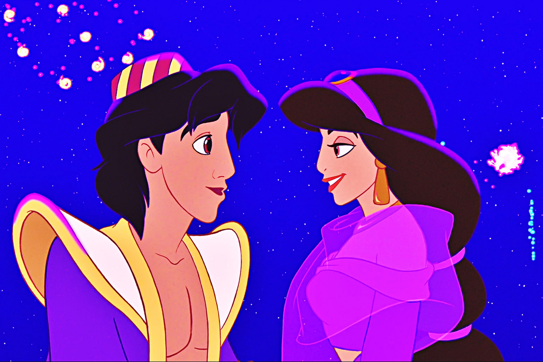 Aladdin walt disney