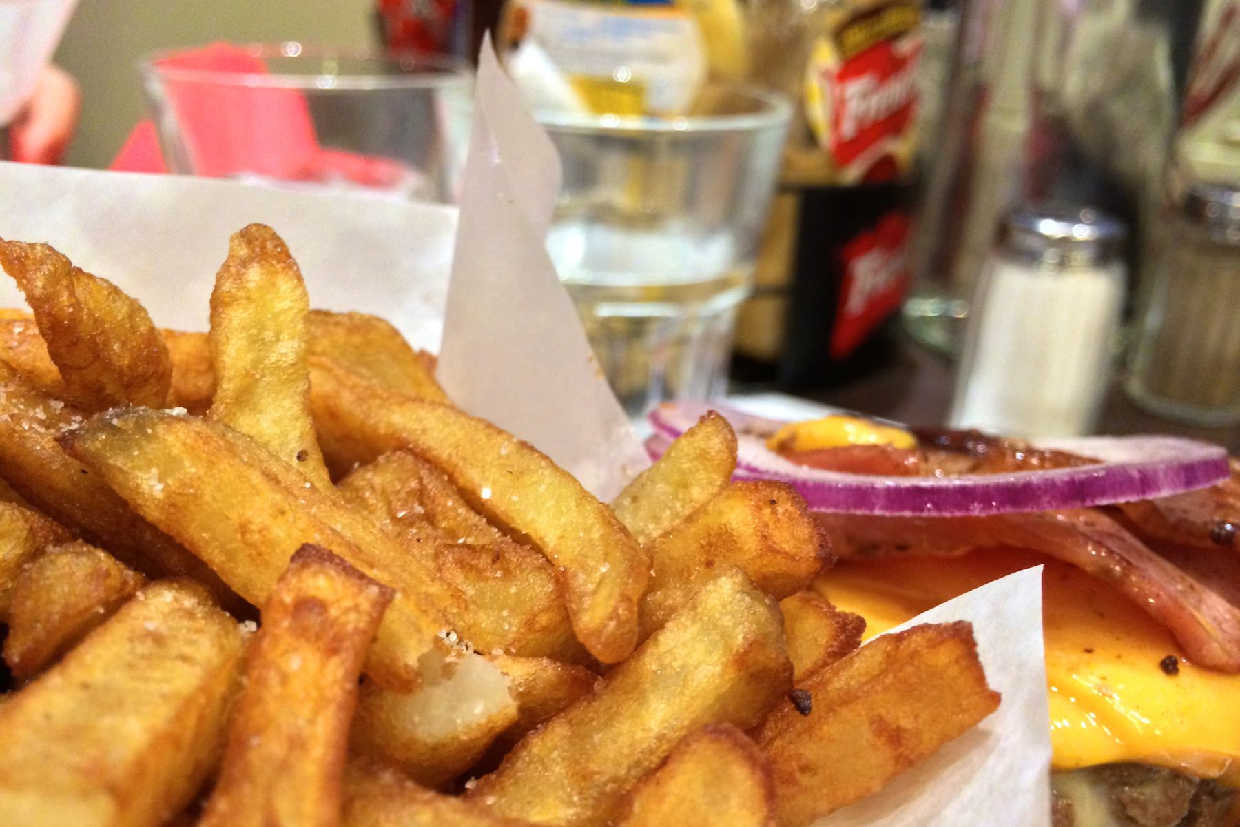 Bieh frites