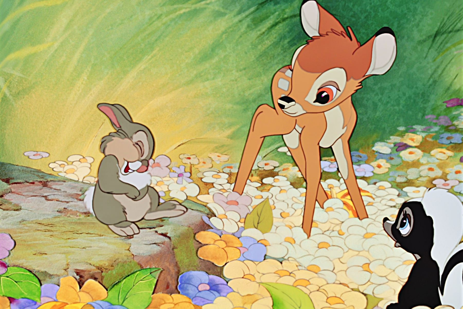 David hand disney bambi