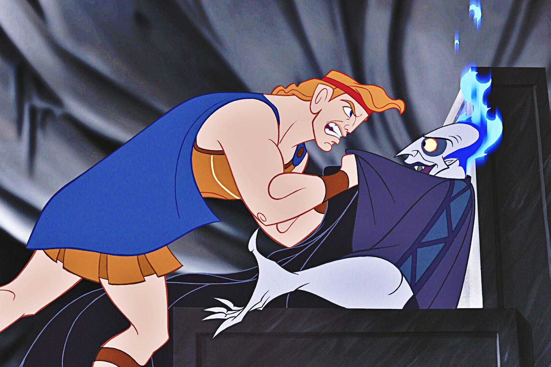 Disney 1997 hercule musker clements