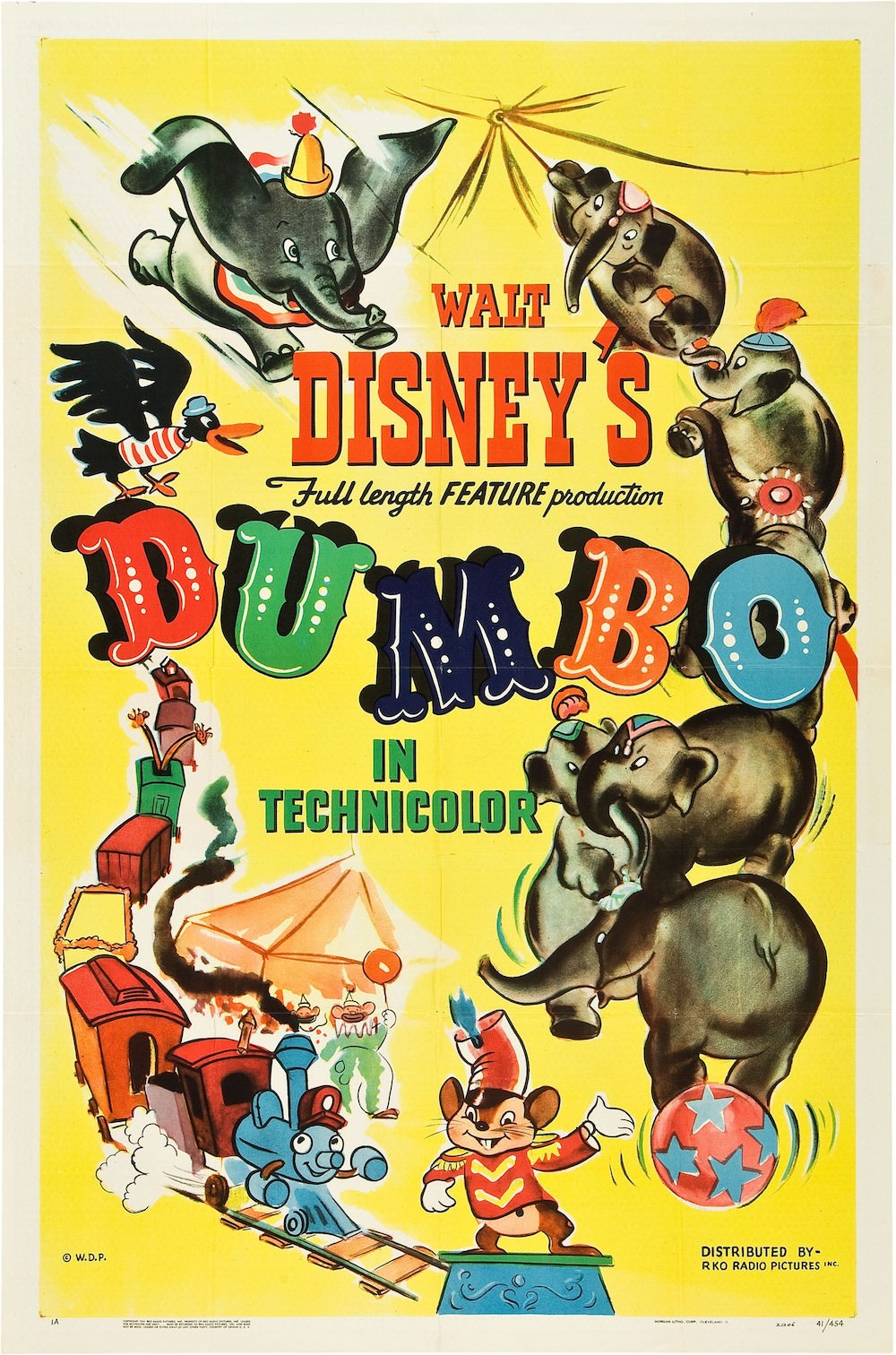 Dumbo disney sharpsteen