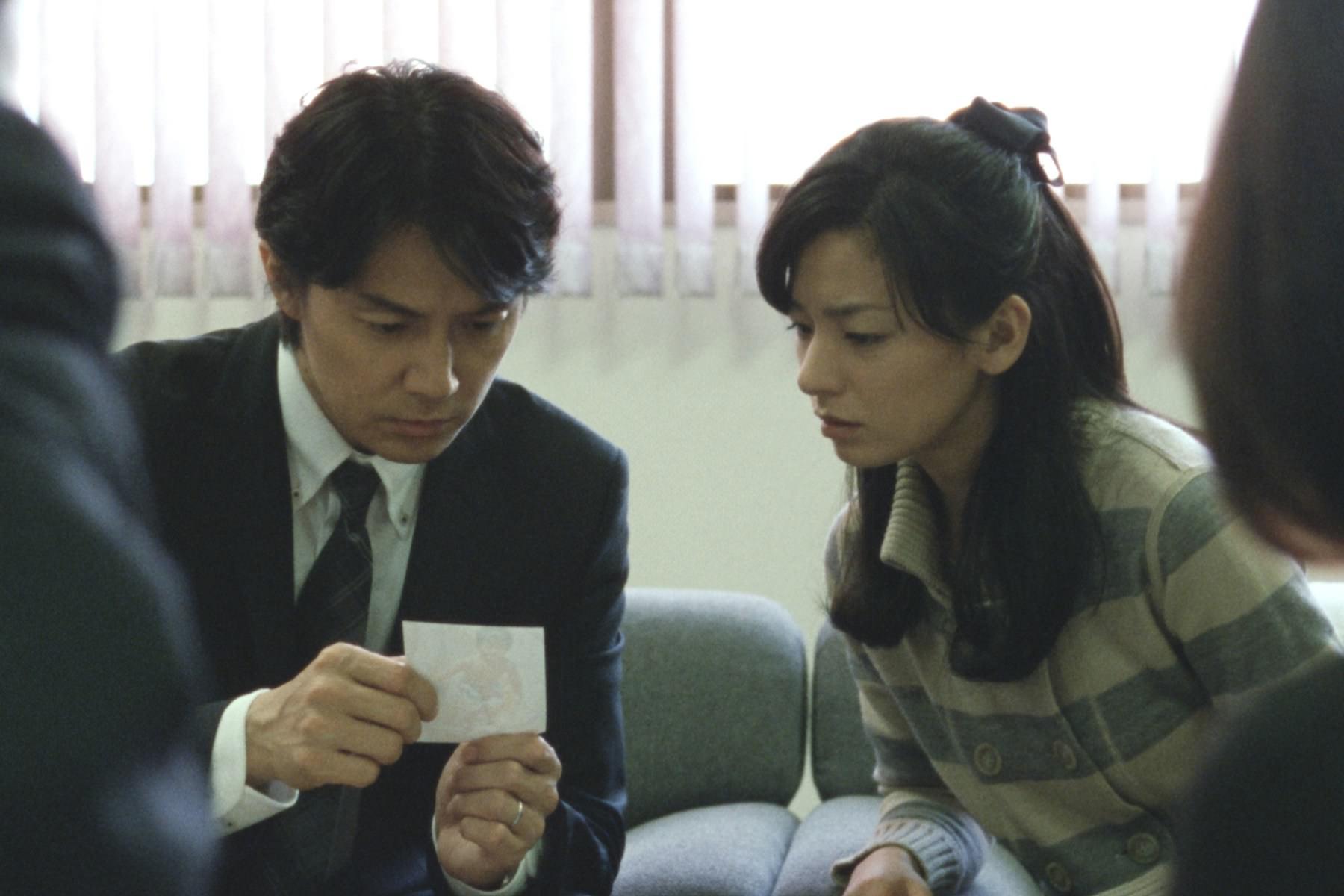 Koreeda tel pere tel fils machiko ono masaharu fukuyama