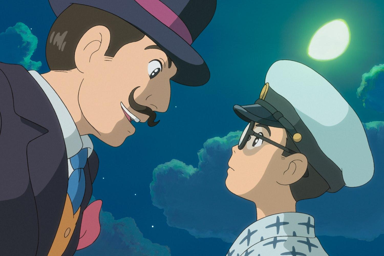 Le vent se leve hayao miyazaki