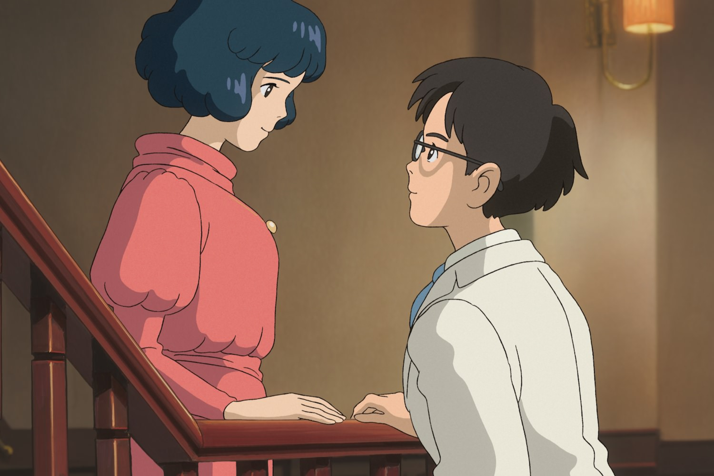 Miyazaki le vent se leve