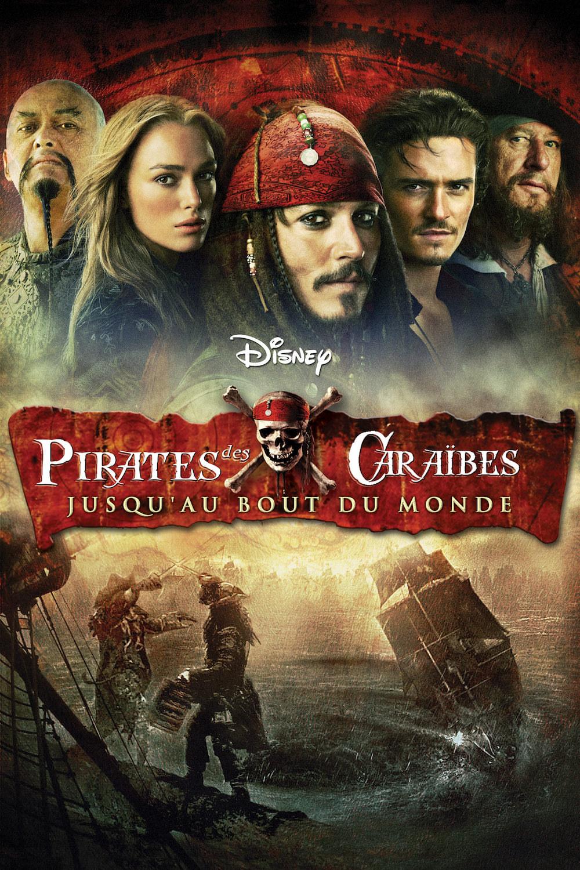 Pirates caraibes bout monde gore verbinski